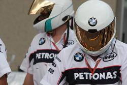 BMW Sauber F1 Team, F1.08