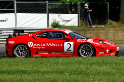 #2 Scuderia Monza Ferrari F430 GT3: Frank Thiers, Hans Thiers