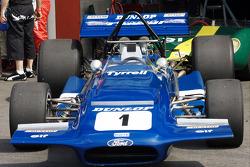 March team Tyrell, Jackie Stewart 1971