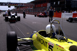 Henk de Boer's Coloni Cosworth