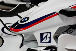 BMW Sauber detail