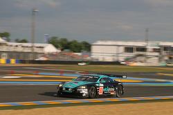 #53 Vitaphone Racing Team Aston Martin DBR9: Alexandros Margaritis, Peter Hardman, Nick Leventis