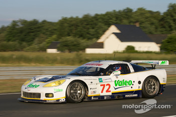 #72 Luc Alphand Aventures Corvette C6.R: Luc Alphand, Jrme Policand, Guillaume Moreau