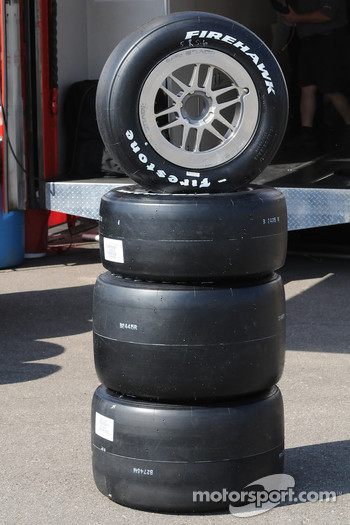 Firestone Firehawks stacked up