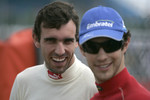 Alberto Valerio and Bruno Senna