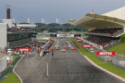 General view of the Grid