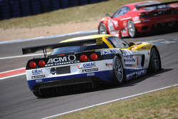 #6 Phoenix Racing Corvette Z06: Mike Hezemans, Fabrizio Gollin