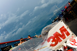 Severe weather cancels qualifying