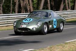 #43 Aston Martin Dp 212 1962: Wolfgang Riedrichs, David Clark
