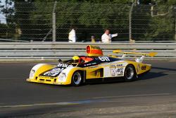 #29 Alpine Renault A443 1978: Jean Ragnotti, Alain Serpaggi
