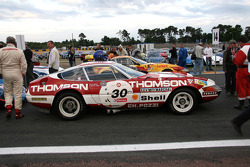 #30 Ferrari 365 GTB4 Gr. 4 1973: Paul Knapfield, Simon Hadfield