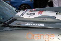 #61 Chevrolet Corvette 1966: Hervé Dumas, Yvan Lebon