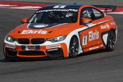 #1 Racing Team Holland by Ekris Motorsport, BMW M4 GT4: Ricardo van der Ende, Bernhard van Oranje