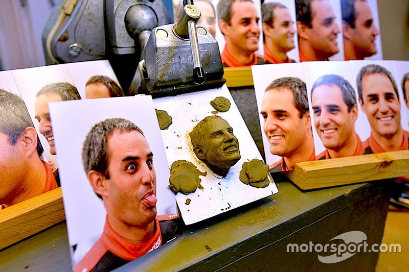 De twee gezichten van Montoya