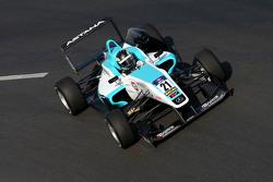 Daniel Juncadella, Fortec Motorsports Dallara Mercedes-Benz