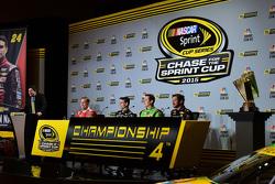 NASCAR Sprint Cup championship media day