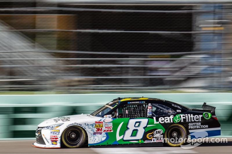 Blake koch tristar motorsports toyota at homestead for Koch xfinity driver