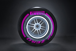 Pirelli ultrasoft tyre unveil