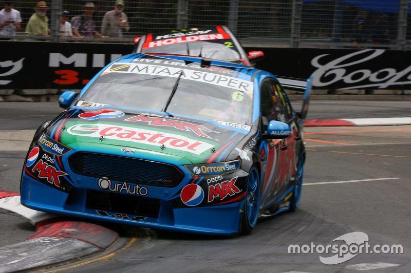 Cameron Waters Prodrive Racing Australia Ford At Homebush