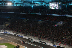 Nico Rosberg, Mercedes AMG F1 and Pascal Wehrlein, HWA AG Mercedes-AMG DTM