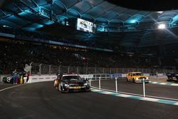 Pascal Wehrlein, HWA AG Mercedes-AMG DTM and Bernd Schneider, Mercedes-Benz 190 E 2.5 EVO II