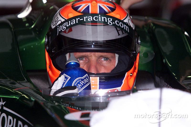 Johnny Herbert, Jaguar Racing