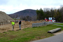 Lime Rock Park reconfiguration