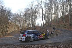Volkswagen December testing