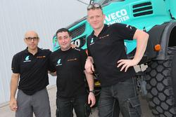#501 Iveco: Gerard de Rooy, Moises Torrallardona, Darek Rodewald