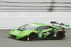Change车队16号兰博基尼Huracan GT3:斯宾塞·朋派利、科里·刘易斯、贾斯汀·马克斯、卡兹·加拉、奥斯汀·辛德里克
