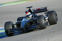 Justin Wilson, Minardi