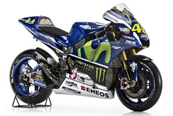 Yamaha YZR-M1 for Valentino Rossi, Yamaha Factory Racing