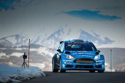 埃尔芬·埃文斯、克里格·帕里,M-Sport福特Fiesta R5
