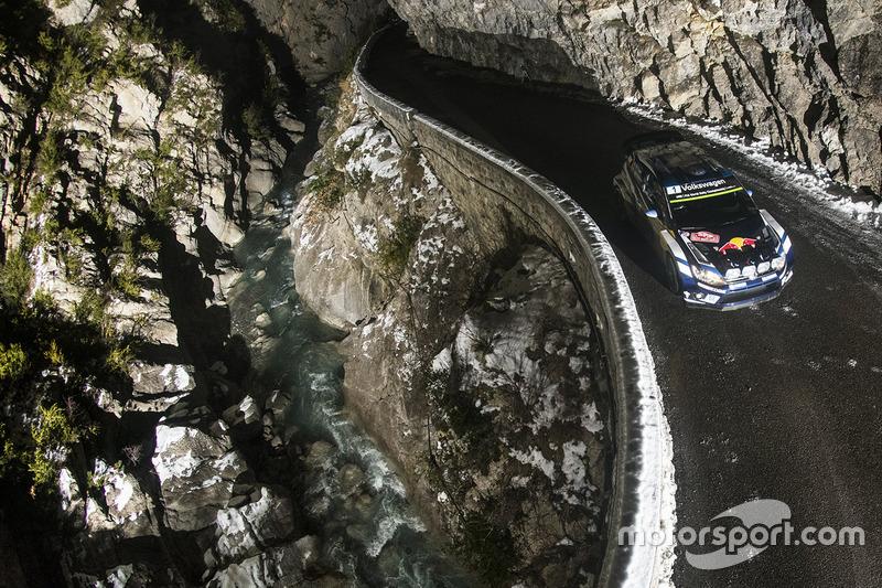 4. Sébastien Ogier, Julien Ingrassia, Volkswagen Polo WRC, Volkswagen Motorsport