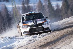 Teemu Suninen, Mikko Markkula, Skoda Fabia R5