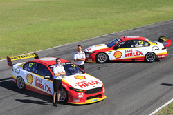 Fabian Coulthard, Scott Pye, DJR Team Penske