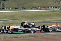 Other open wheel Fotos - Artem Markelov crash