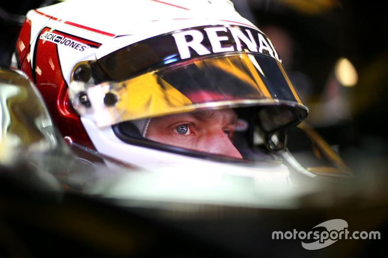 4. Kevin Magnussen, Renault Sport F1 Team