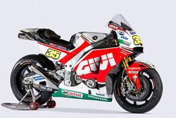 Новая ливрея команды LCR Honda