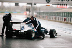 Shakedown Magny-Cours