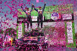 Winners Jari-Matti Latvala, Miikka Anttila, Volkswagen Polo WRC, Volkswagen Motorsport
