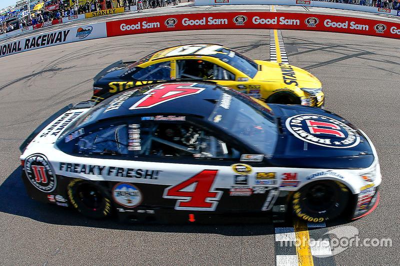 Phoenix: Kevin Harvick (Stewart/Haas-Chevrolet)