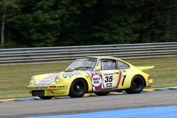#35 Porsche Carrera RSR 1975: Christian Tahon, Daniel Havis