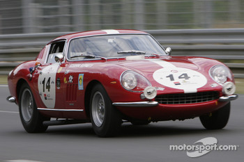 14-Warburton, Moores, Newall-Ferrari 275 GTB, C