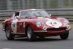 14-Warburton, Moores, Newall-Ferrari 275 GTB, C