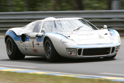 1-Maxted-Page, Prill-Ford GT40 1969