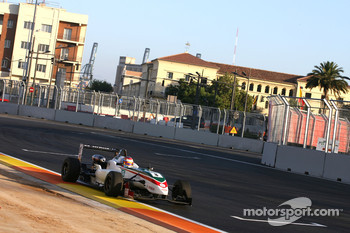 Vitaly Petrov, Campos Grand Prix drives in Spanish F3 championship to learn the track for next GP2 races