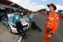 Robert Dahlgren, Volvo Olsbergs Green Racing, Volvo C30