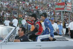 Colin Braun and Kyle Busch