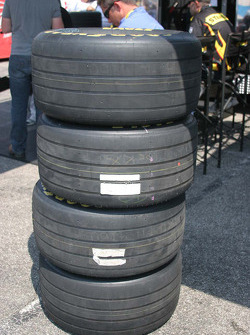 Grooved Goodyear Eagles